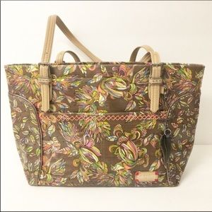 NWOT Sakroots Tote Bag Birds Of a Feather